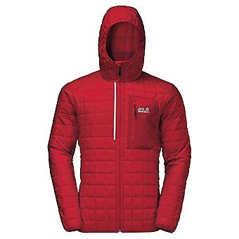 Jack Wolfskin Mens Andean Peaks Jacket Ruby Red (X-Large)