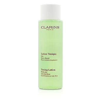 Clarins By Clarins Toning Lotion - Oily To Combination Skin--200Ml/6.8Oz