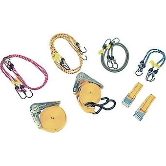 Safety belt kit Low lashing capacity (single/direct)=40 daN Brüder Mannesmann