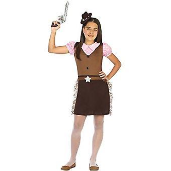 Barnkläder för barn Cowgirl-dräkt
