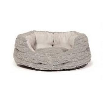 Dansk Design Bobble tin Deluxe slummer hund Bed
