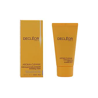 Decleor Aroma Cleanse Creme Gommante Phytopeel 50ml Womens New