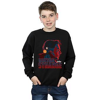 Avengers Boys Infinity War Doctor Strange Character Sweatshirt