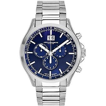 Abeler & sons men's watch sporty chronograph A & S 3255 M