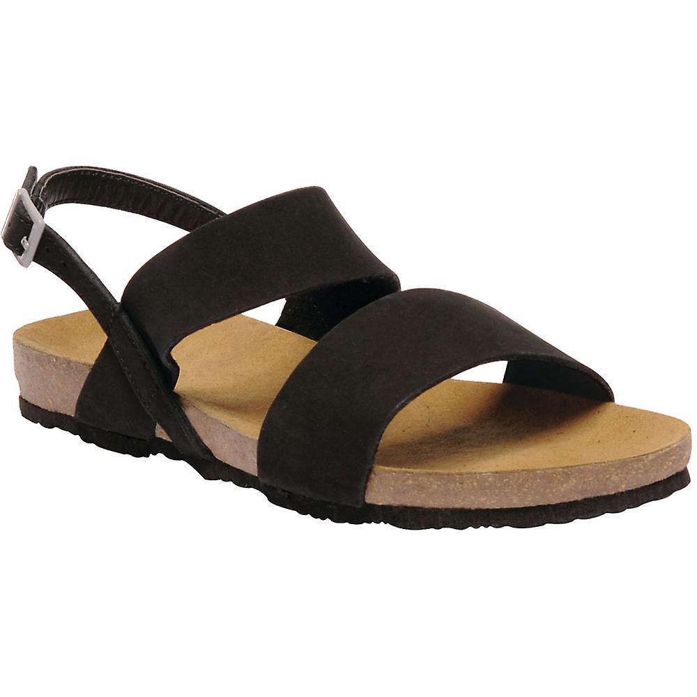 Sandals Lady Jazmin Regatta Ladies Strap Leather Nubuck Ankle Womens 8xxOw6