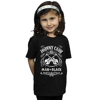 Johnny Cash Girls Jack Daniel's T-Shirt