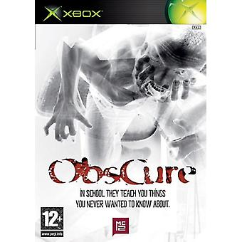 Obscure (Xbox) - Factory Sealed