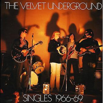 Velvet Underground - Singles 1966-69 (Box Set) [Vinyl] USA import