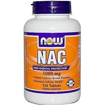 Nu Foods N-Acetyl cystein 1000 mg-120 Tabletter