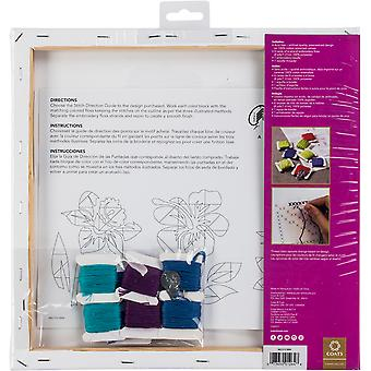 Anchor Big Stitch Art Embroidery Kit 12