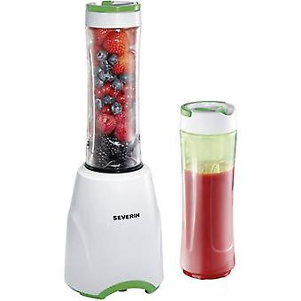 Severin SM3735 Mix & Go Smoothie Maker 300 W weiß