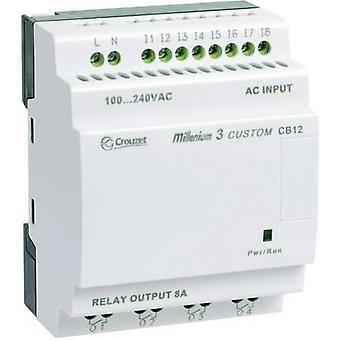 Regulador del PLC Crouzet Millenium 3 CB20 R 88970031 24 Vdc