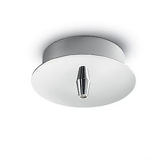 Ideal Lux Cup MSingle Anhänger Licht Chrom