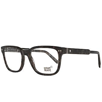 MONTBLANC mens glasses multi-coloured