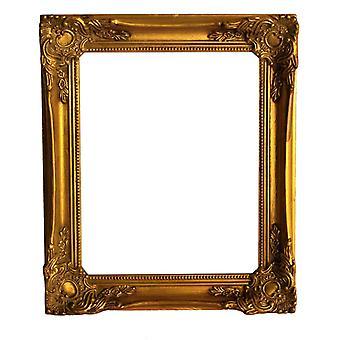 13 x 18 cm o 5 x 7 pulgadas marco de foto en oro