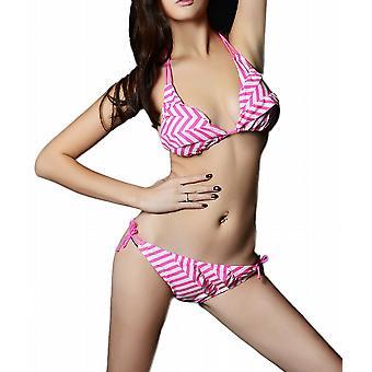 Waooh - mode - striber 'Siopa' Bikini