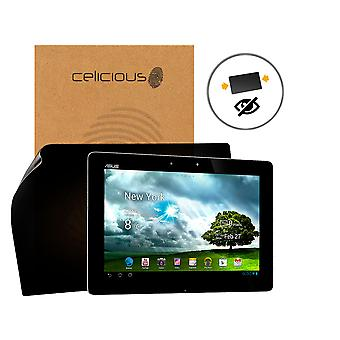 Celicious Privacy 2-Way Anti-Spy Filter Screen Protector Film Compatible with Asus Transformed Pad Infinity 700 LTE