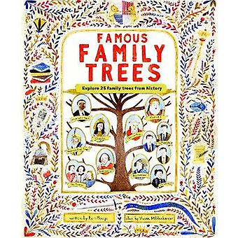 The Famous Family Trees by The Famous Family Trees - 9781786032973 Bo