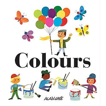 Colours by Alain Gree - 9781908985286 Book