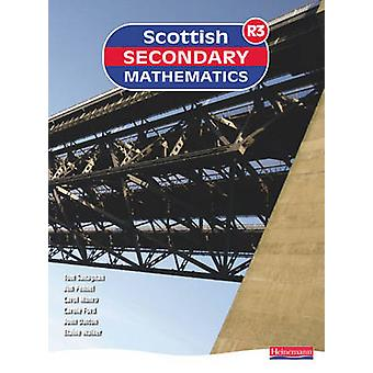 Scottish Secondary Mathematics Red 3 Student Book by Tom Sanaghan - J