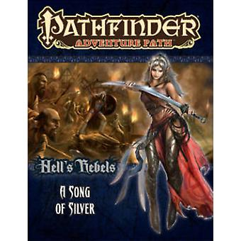 Pathfinder Adventure Path - Hell's Rebels 4 of 6-A Song of Silver by J