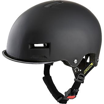 Alpina Grunerlokka bike helmet / / black