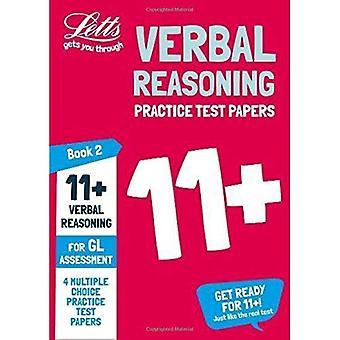 11+ Verbal Reasoning Practice Test Papers - Multiple-Choice