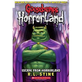 Fly från Horrorland (gåshud: Horrorland (skolastiska Paperback))