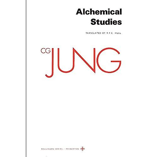 Collected Works of C.G. Jung  volume 13- Alchemical Studies