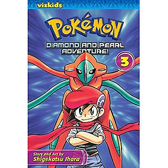 Pokemon diamante e pérola aventura!, Volume 3