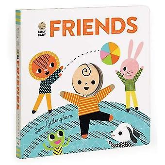 Baby-Freunde beschäftigt (Touch denken lernen)