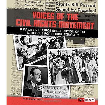 Głosy, ruchu praw obywatelskich: głównym źródłem poszukiwania walki o równości rasowej (będziemy...