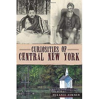Curiosités du centre de New York