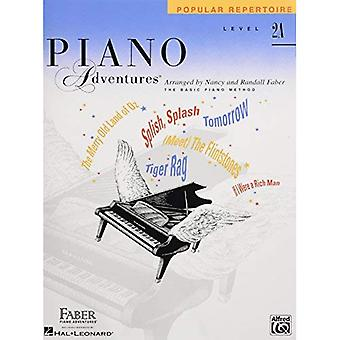 Piano Adventures - Level 2a: Popular Repertoire Book