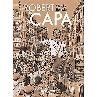 Robert Capa: Een grafische biografie
