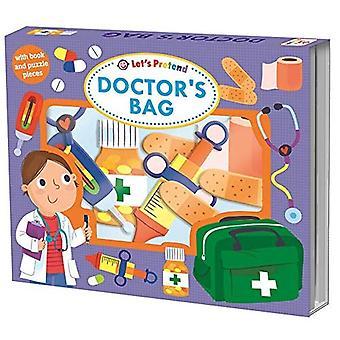 Låt oss låtsas läkare väska