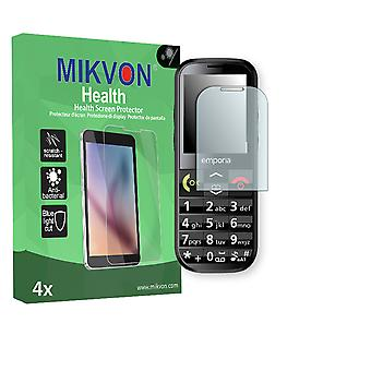 Emporia ECO Screen Protector - Mikvon Health (Retail Package with accessories)