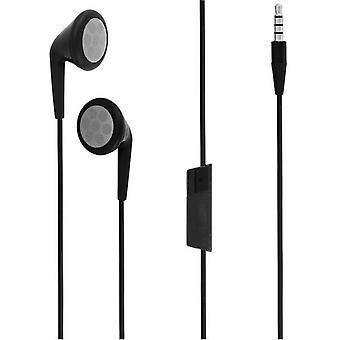 Oorspronkelijke Blackberry 3.5mm Stereo Headset met Button Control - Universal