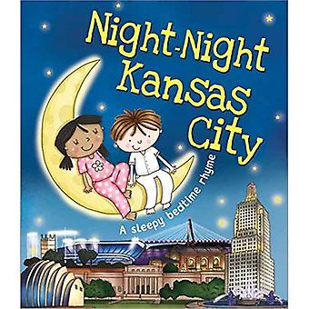 Night-Night Kansas [Board Book]