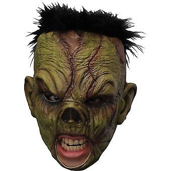 Dlx kinnlos Monster Latex Mas für Halloween