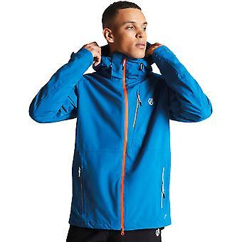 Osare 2b Mens diluente impermeabile traspirante giacca con cappuccio