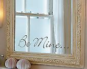 Be Mine, Small Wall sticker