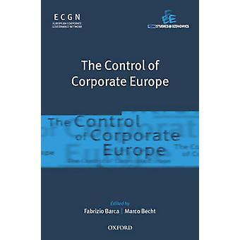 El Control de Europa corporativa por Barca y Fabrizio