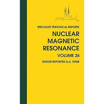Nucleaire magnetische resonantie jaargang 26 door Jameson & Cynthia J