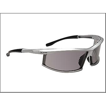 PLG25 SUN SAFETY GLASSES - SMOKED LENS