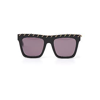 Stella Mccartney Black Plastic Sunglasses
