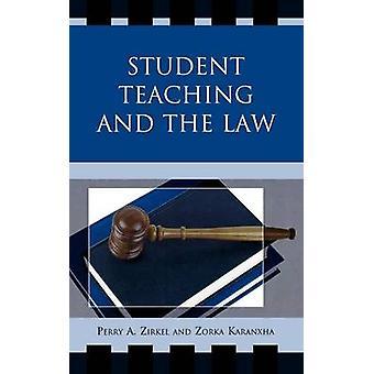 Stage pédagogique et la loi par Alan Zirkel & Perry