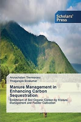Manure ManageHommest in Enhancing voiturebon Sequestration by Thennarasu Acourirachalam