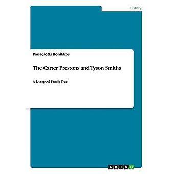 The Carter Prestons and Tyson Smiths by Konikkos & Panagiotis