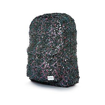Spiral Infinity Sequins Backpack